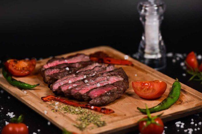 carne tagliata