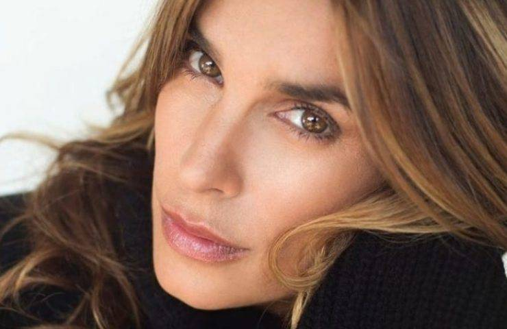 Elisabetta Canalis intervista cucina sarda