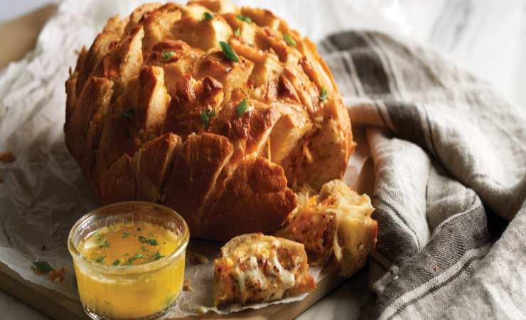 Pane condito al forno ricetta veloce