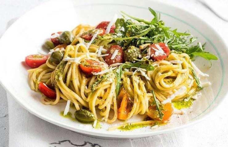 Spaghetti estivi di Csaba