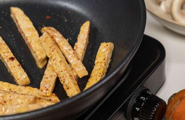 Tempeh come cuocerlo ricetta veloce
