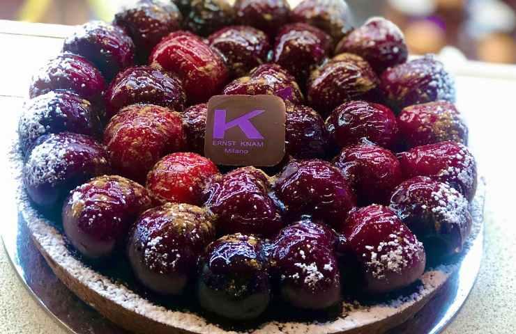 Torta Ernest Knam