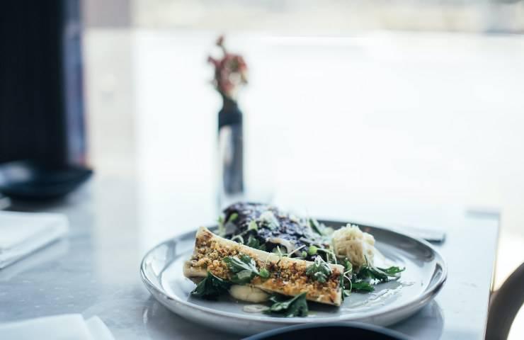Zucchine ripiene sardine mandorle Sofia Bronzato