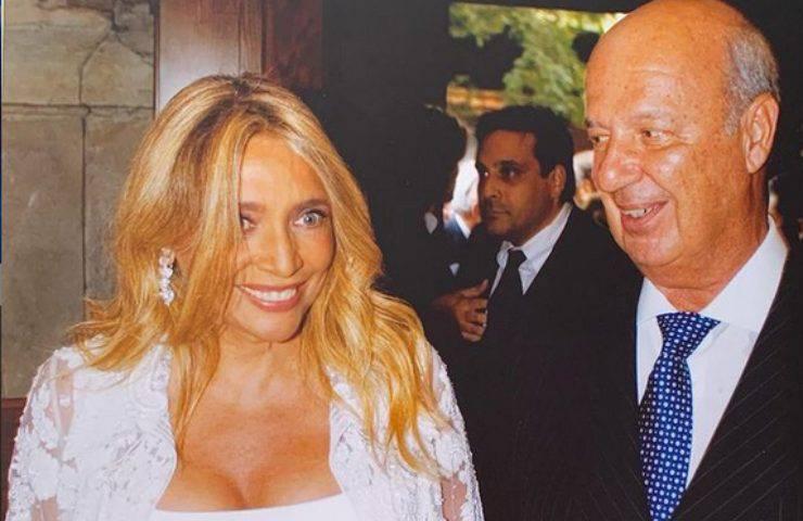 mara venier e l'amore per Nicola Carraro