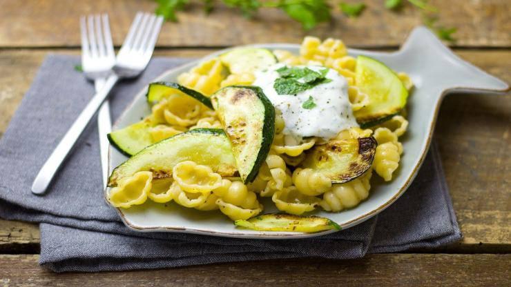 pasta e zucchine
