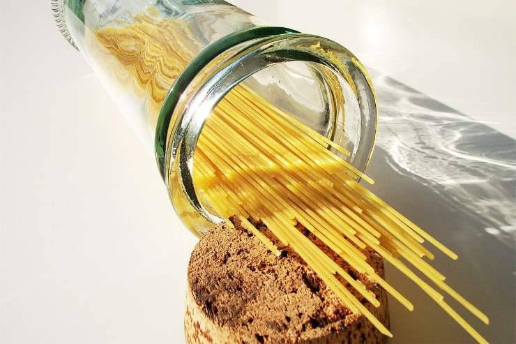 spaghetti crudi