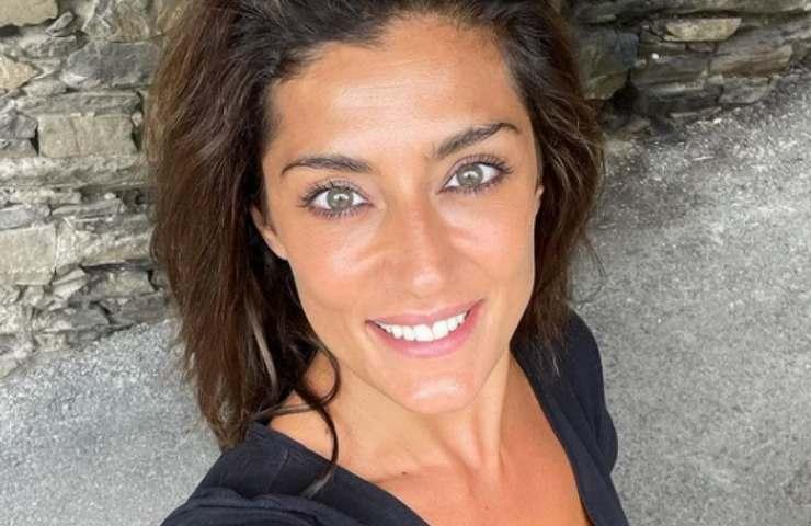 Elisa Isoardi elisir bellezza serale foto