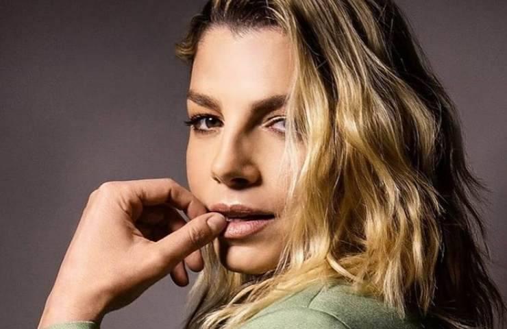 Emma Marrone alla griglia foto