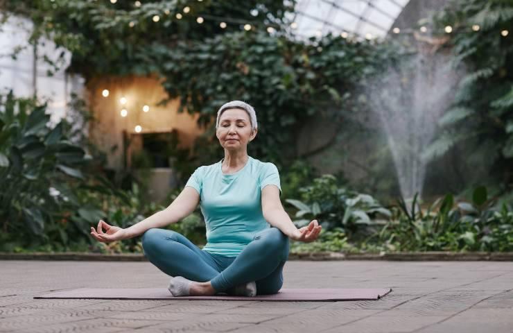 Menopausa consigli dieta attività fisica