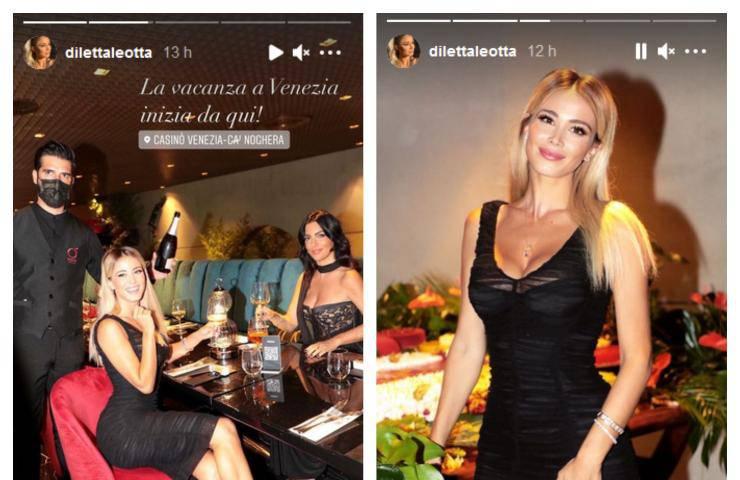 diletta leotta a venezia