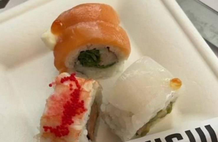 rudy zerbi matto per il sushi