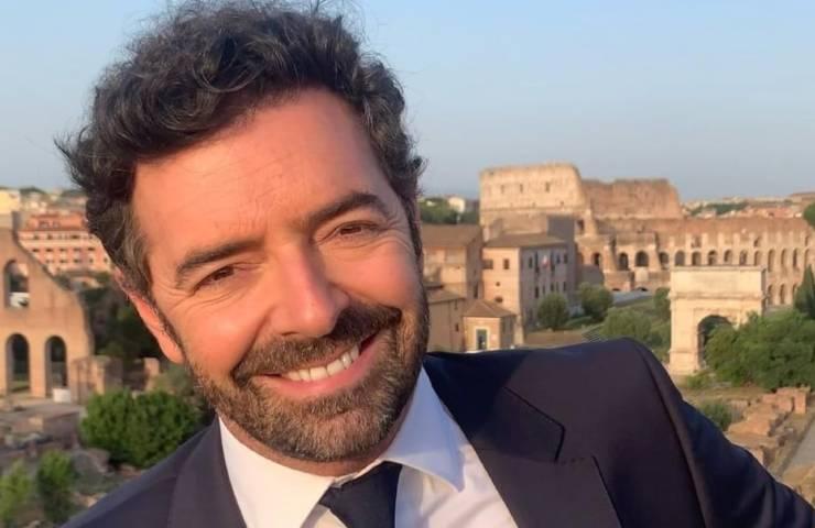 Alberto Matano: quell'ospite dolcissimo