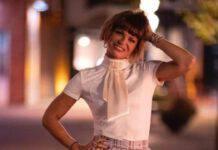 Alessandra Amoroso sorride
