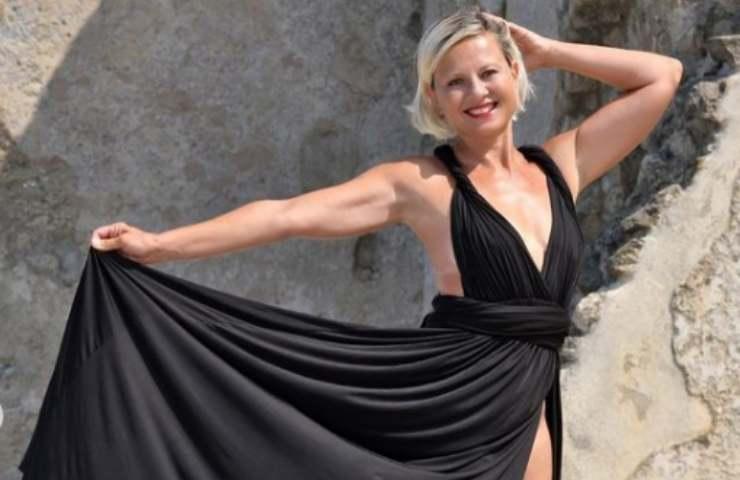 Antonella Elia suggerimento dieta foto