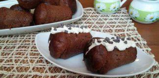 Babbà cacao ricetta veloce bomba piacere
