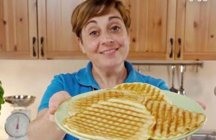 Benedetta Rossi waffle