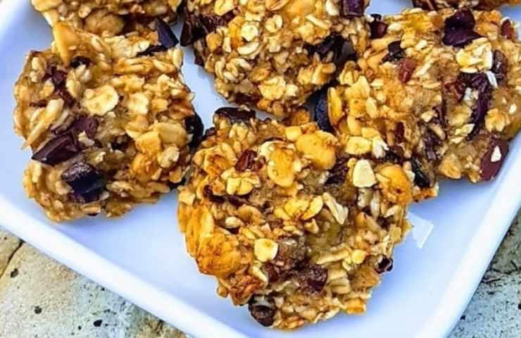 Biscotti fit: ricetta gustosa e leggera