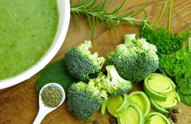 Crema broccoli e cannellini ricetta autunnale facile