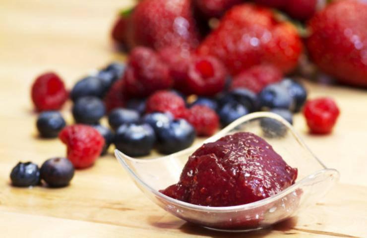 Kaiserschmarrn con confettura frutti rossi ricetta veloce