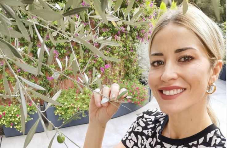 Elena Santarelli dieta detox foto
