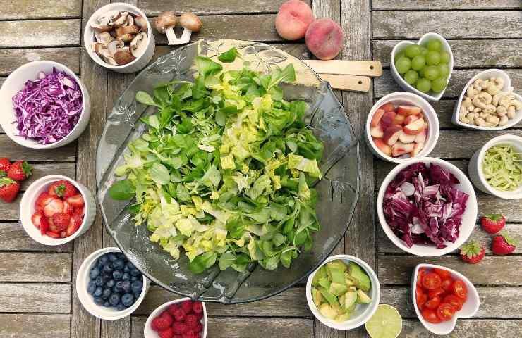 Dieta Dash Frutta e verdure