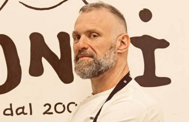 Gabriele Bonci dieta -40 kg