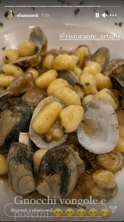 Elisa Isoardi ricetta patate formaggiose