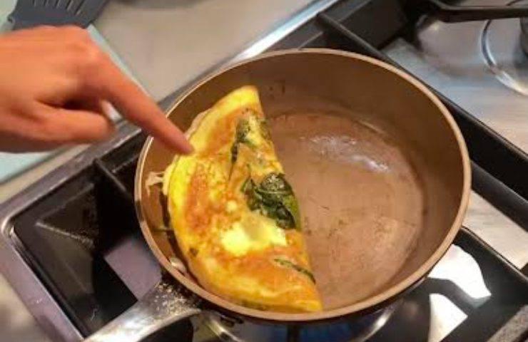 Omelette Benedetta Parodi