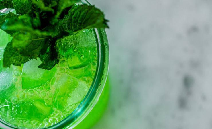 P31 Green Spritz ricetta padovana