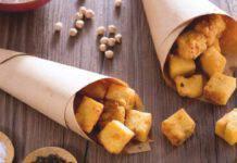 Panissa ligure ricetta street food tipico