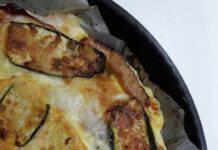 Parmigiana bianca di zucchine: la ricetta