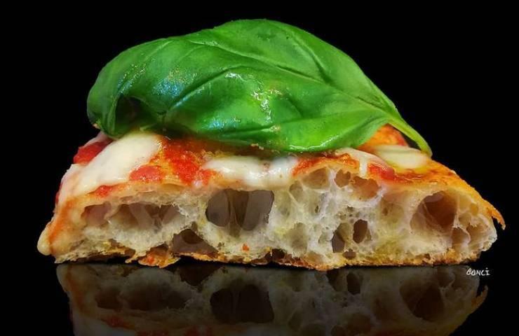Pizza Bonci ricetta ingredienti preparazione