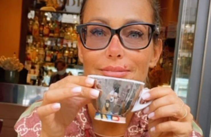 Sonia Bruganelli: colazione con classe