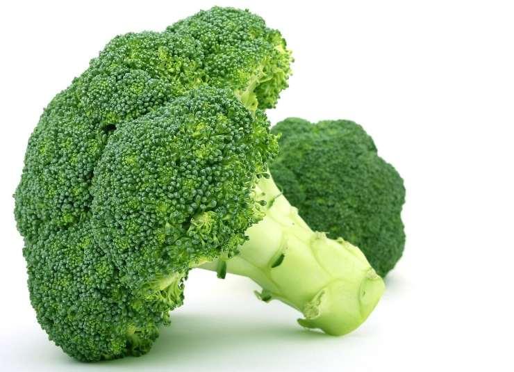 broccolo fresco