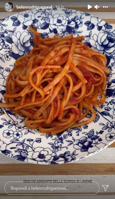 Belen piatto di pasta