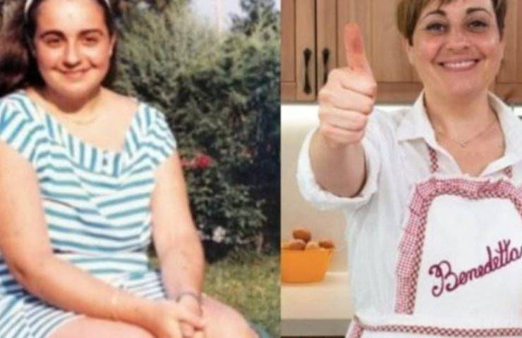 Benedetta Rossi da giovane