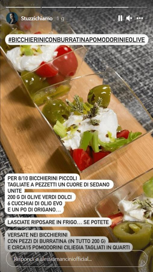 Alessia Mancini tre ricette veloci finger food