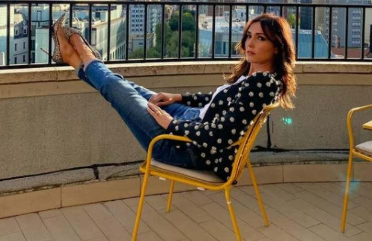 Caterina Balivo antipasto coi ficchi foto
