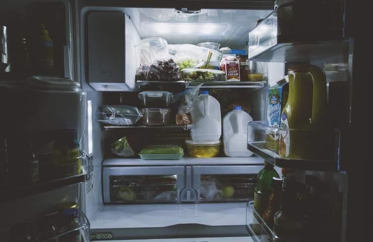 Alimenti da non conservare frigo e freezer dettagli