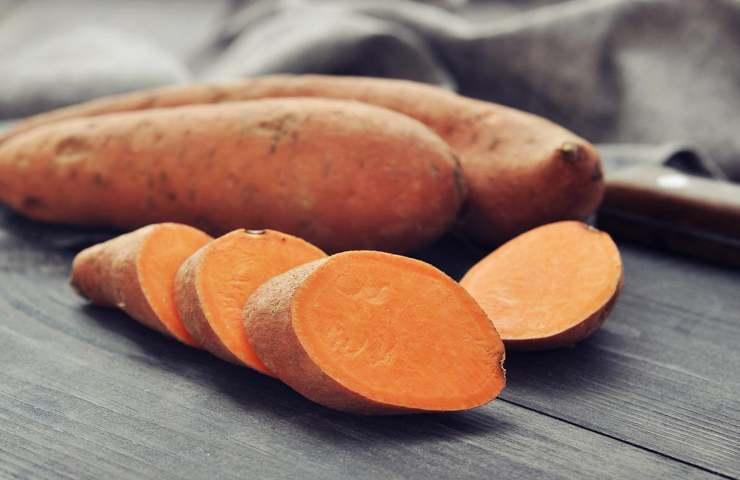Gnocchi patate dolci e porcini ricetta veloce