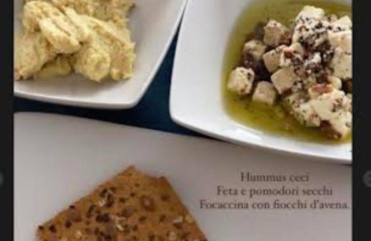 Ricetta Perrotta hummus