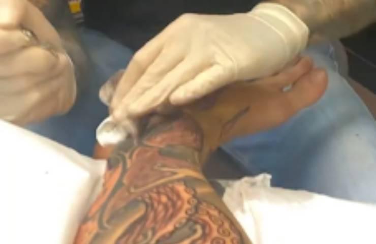 Tatuaggio Simone Rugiati