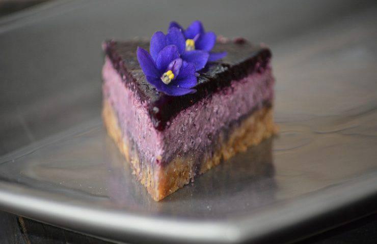 base della cheesecake