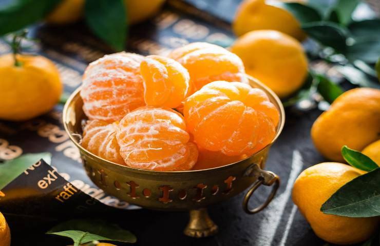 mandarini agrumi