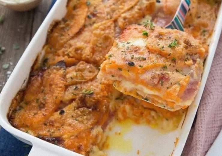 parmigiana di zucca