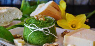 pesto broccoli e noci